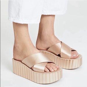 TORY BURCH Slide Sandals Platform